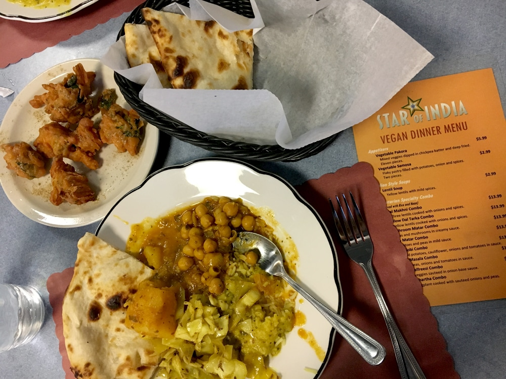 star of india vegan toledo rh vegantoledo com indian buffet restaurant near me open now indian food lunch buffet near me